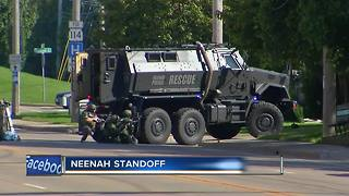 Police resolve situation in Neenah - Video