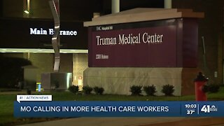 MO calls in more health care workers