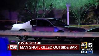 Man dead, woman hurt after shooting in Avondale - Video