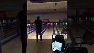 Bowling throw fail - Video
