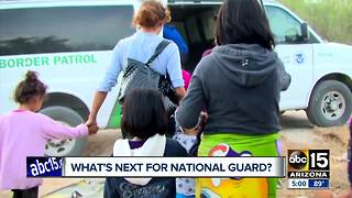 Arizona weighing in on sending troops to Mexico border - Video