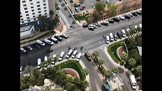 Man arrested after barricade at Turnberry Towers in Las Vegas