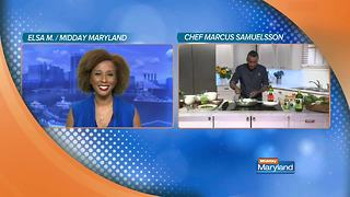 Chef Marcus Samuelsson - Video
