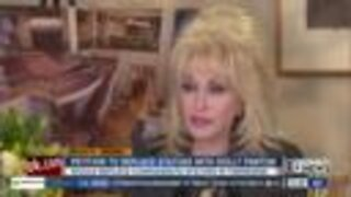 Petition to replace statues with Dolly Parton