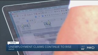 Unemployment applications increasing, despite some open businesses