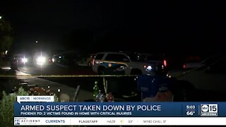 Suspect killed by police in Phoenix, two others hurt