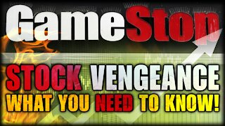 GAMESTOP STOCK VENGEANCE - What You NEED to Know!