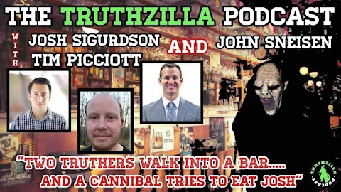"""""""We NEED To Stand Up NOW!"""" - Josh Sigurdson on The Truthzilla Podcast w/ Tim Picciott & John Sneisen"""