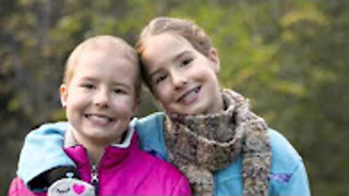 Dove twins battling cancer - Video