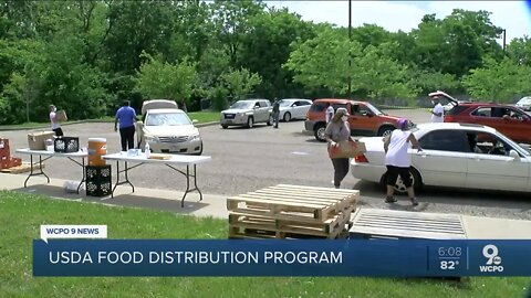 USDA Food Distribution Program