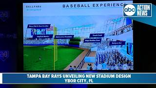 New Rays Stadium design: Part 2 - Video