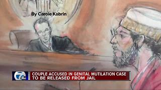 Couple accused in Female Genital Mutilation case to be released from jail - Video
