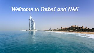 Welcome to #Dubai and Abu Dhabi the #UAE - United Arab Emirates - man & camera