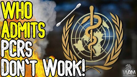 WHO ADMITS Pandemic Is OVER! - PCR Tests Are MOSTLY False Positives! - It Was ALL A LIE!