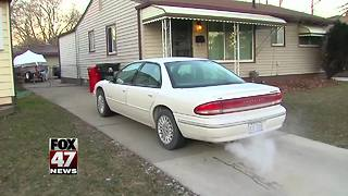 Car thefts from leaving car running outside home - Video