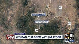 PD: Prescott woman arrested for murder after faking kidnapping - Video