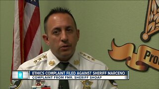 Ethics complaint filed against Lee County Sheriff Carmine Marceno