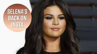 Is Selena Gomez sensitive about her teddy bear? - Video