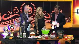 Tips on Throwing a Stylish Halloween Party - Video
