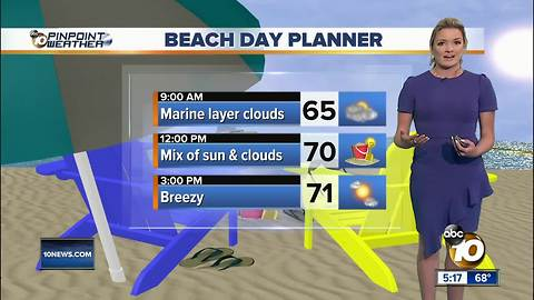 10News Pinpoint Weather with Jennifer Delacruz