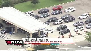 Resources to help you find gas in your area - Video