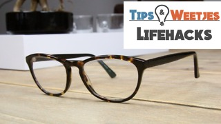Beslagen bril voorkomen - Prevent fogged glasses | Tips en Weetjes - Video