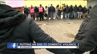City leaders, citizens gather to discuss domestic violence at City Hall