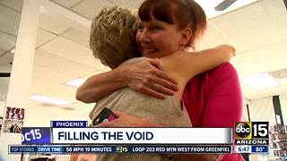 Phoenix cancer patient able to get her hair back