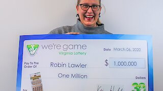 Woman Wins M Lottery On Her Birthday
