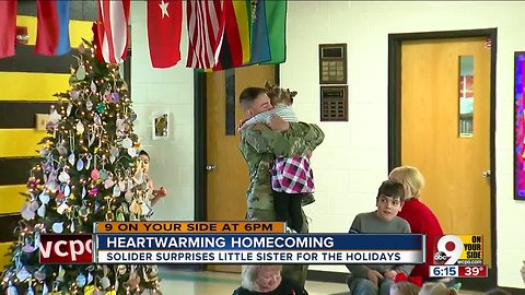 Heartwarming homecoming