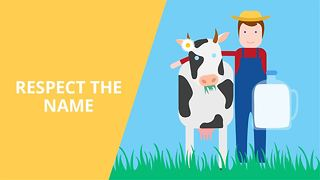 The benefits of calling cows kindly - Video