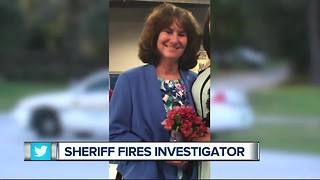 Sheriff: Child protection investigator fired for helping a friend try to win bitter custody battle - Video