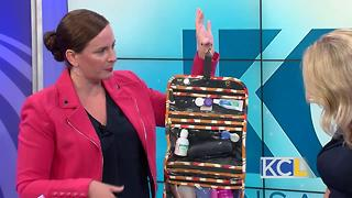 How to stay organized while you travel - Video