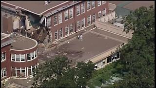 Raw school collapse video - Video