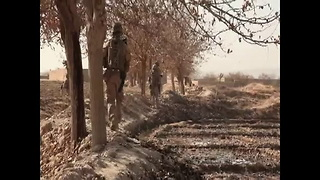 COMBAT FOOTAGE! - Firefight! 3/5 Marines Fight to Secure Sangin