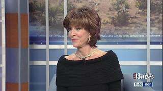 Deana Martin talks about her upcoming shows at the Southpoint hotel-casino - Video