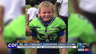 Bel Air community supports crash victims