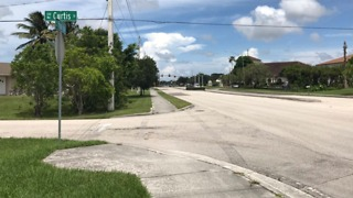 Shots fired at 2 trying to cross street, Port St. Lucie police say