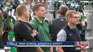 How high school sports handle inclement weather