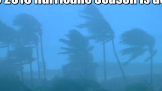 2016 Atlantic Hurricane Season has ended - Video