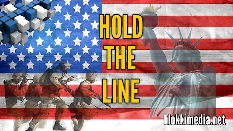 Hold the line | BlokkiMedia 18.1.2021