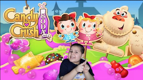 Candy Crush Soda Saga Full Game Review
