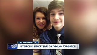 Family starts anti-bullying program after teen's death - Video