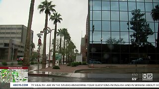 Central Phoenix business closes after employee comes in contact with coronavirus case