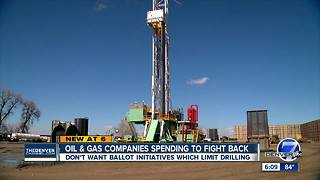 Colorado oil and gas companies are throwing cash to fight, support 2018 ballot measures - Video