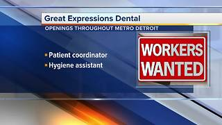Workers Wanted: Great Expressions Dental