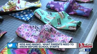 Kids and Masks - What parents need to know before school starts