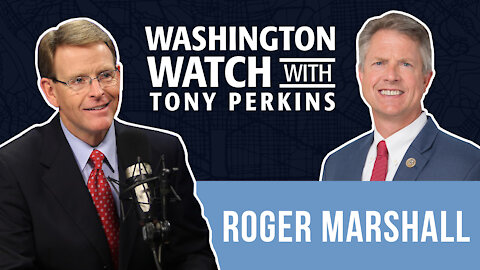 Sen. Roger Marshall Shares His Firsthand Account of Trump Impeachment 2.0