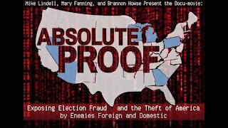 ABSOLUTE PROOF FULL DOCUMENTARY by MIKE LINDELL