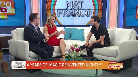 Mat Franco's 4th Anniversary Celebration!